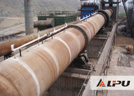 2.5×54m High Automation Lime Rotary Kiln in Metallurgy and Refractory Industry