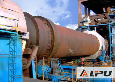 Trung Quốc 1.9×39m Rotary Lime Kiln For Steel Making Factory And Iron Alloy Factory nhà máy sản xuất