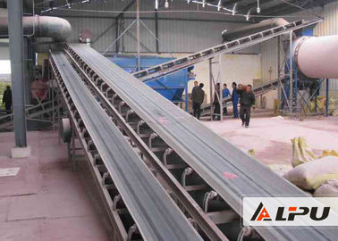 Trung Quốc Long Distance Transport Mine Conveyor Belt Width 500mm For Slag nhà phân phối
