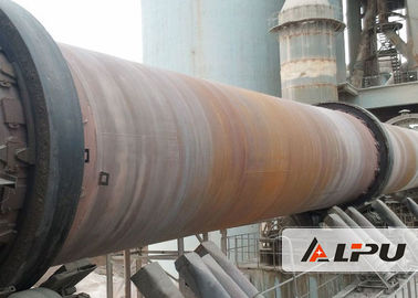 Trung Quốc Large Size Rotary Kiln Dryer  for Calcining Activated Limestone Model 4.8 × 74 nhà máy sản xuất
