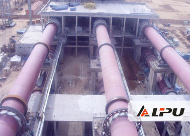 Trung Quốc 3.0×48 Energy Saving Rotating Kiln in Cement Metallurgy And Refractory Material nhà máy sản xuất